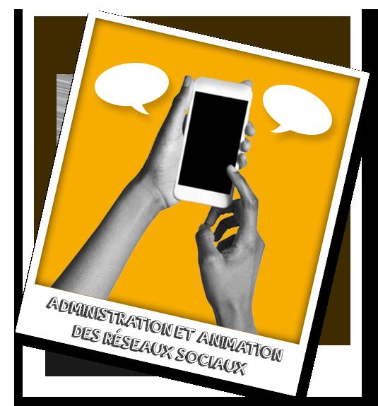 administration animation réseaux sociaux facebook instagram
